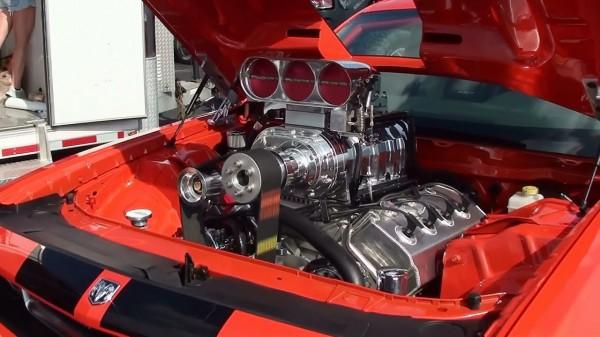 1,200 HP Supercharged Challenger SRT8 b