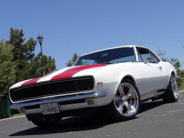 1967 Chevrolet Camaro RS SS Custom Built