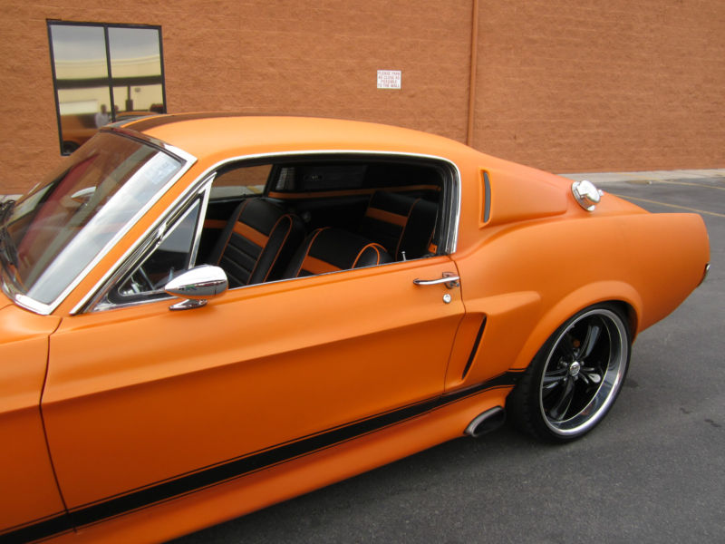 Ford Mustang Gt Eleanor on 65 Ford Custom 500