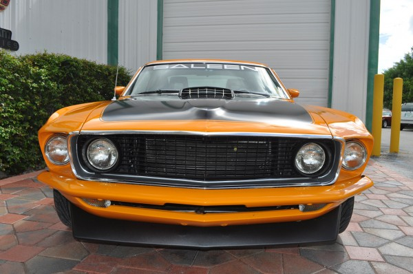 1969 Custom Built Over 2005 Saleen S281