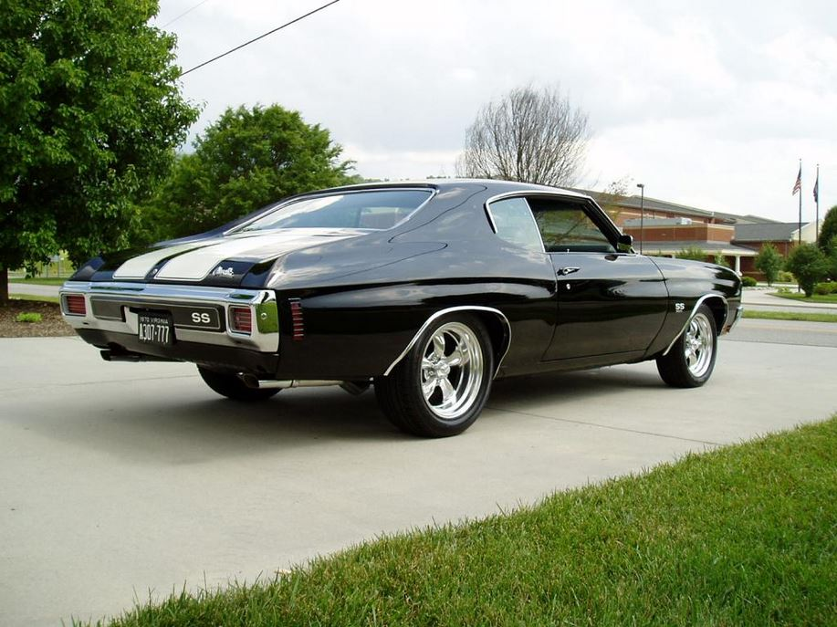 Chevrolet Chevelle Ss Muscle Cars Zone