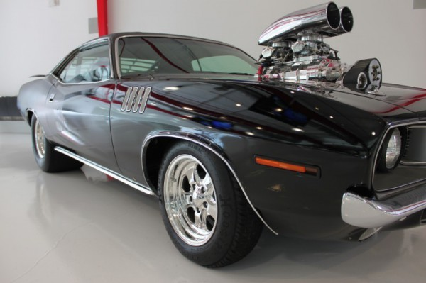 1971 Plymouth Barracuda 1000+ hp 528 cid Engine