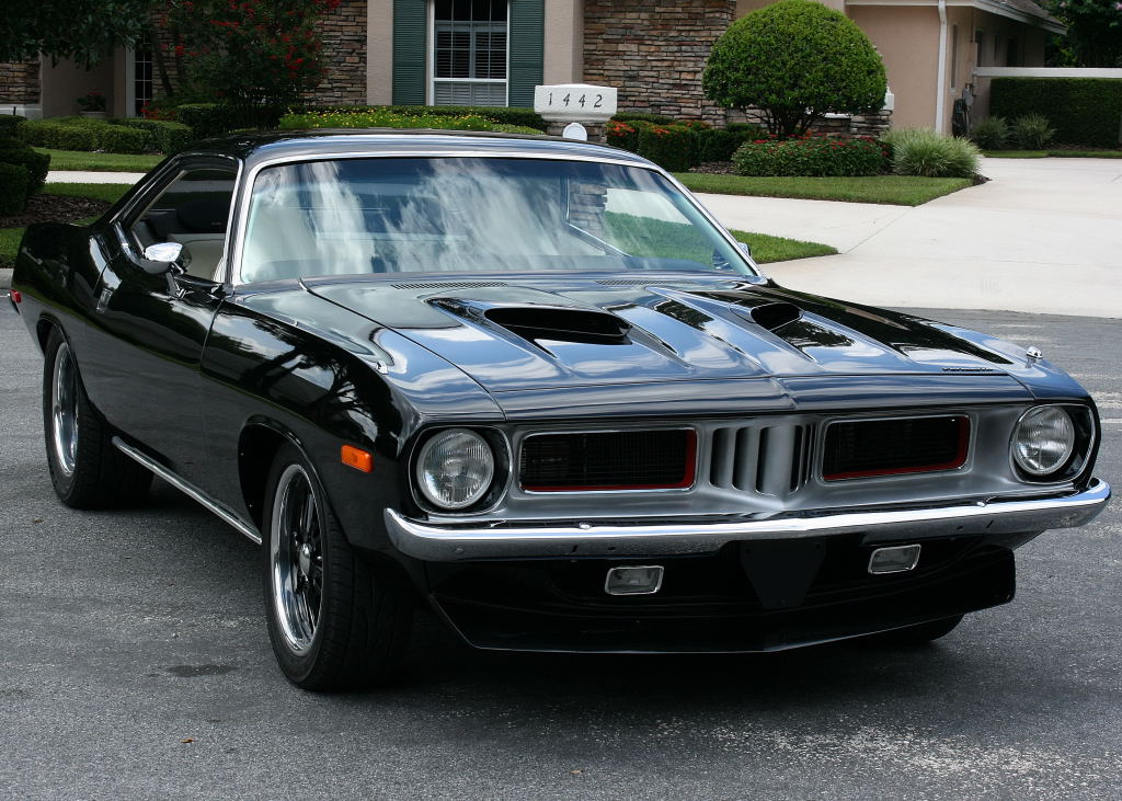 hemi muscle cars - photo #39