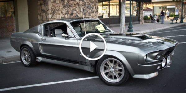 Eleanor Shelby GT500 mustang Gone In 60 Seconds 11