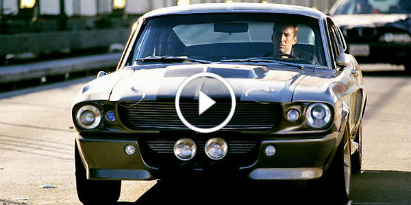 Eleanor Shelby GT500 mustang Gone In 60 Seconds 21