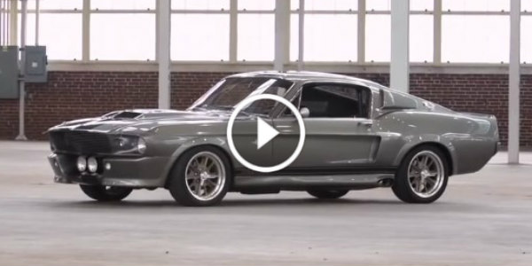 Eleanor Shelby GT500 mustang Gone In 60 Seconds 41