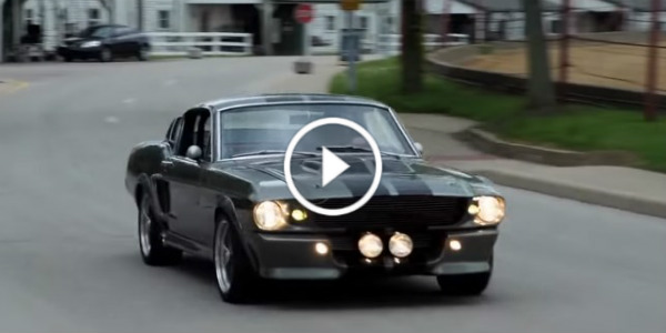 Eleanor Shelby GT500 mustang Gone In 60 Seconds 51