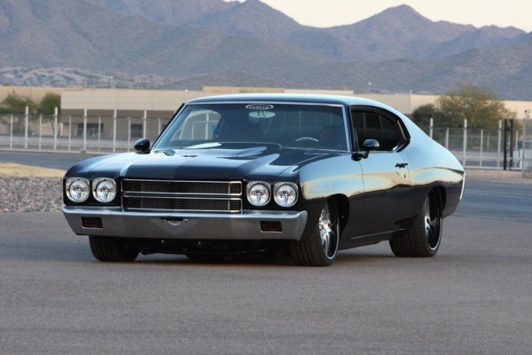 1970 Chevelle SS by fesler