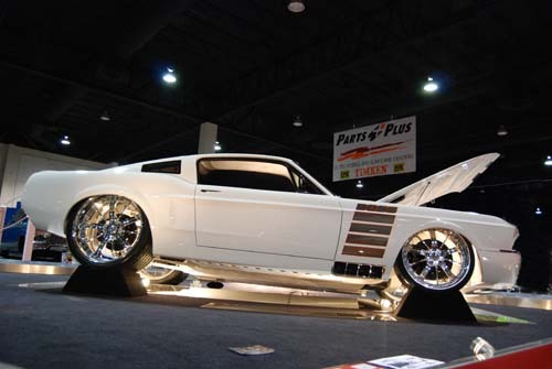 """Kindig Customs Mustang >> 1968 Mustang Fastback """"The Boss"""" – by Kindig It Design!   Muscle Cars Zone!"""