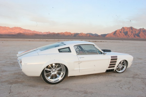 1968 Mustang Fastback Kindig It Design 6
