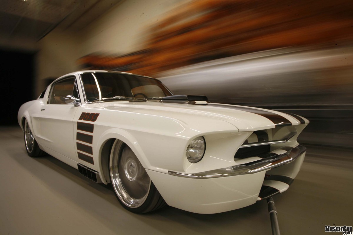 Kindig It Design >> 1968 Mustang Fastback The Boss By Kindig It Design Muscle