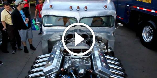 Pi$$'d Off Pete Truck