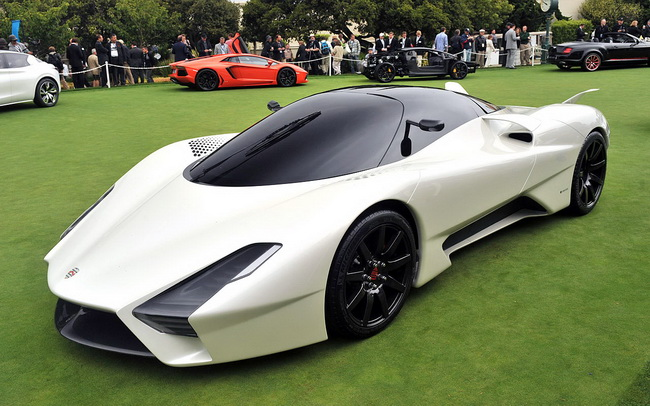 SSC Ultimate Aero XT: Hits 322 km/h in Only 15.65 Seconds! - Muscle