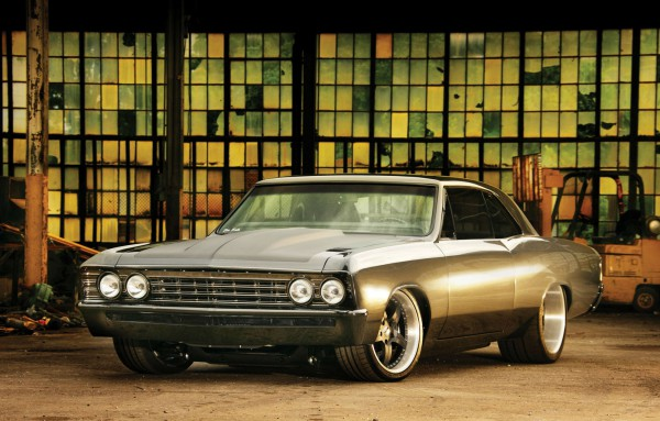 1967 Chevy Chevelle - The Alabama Slammer