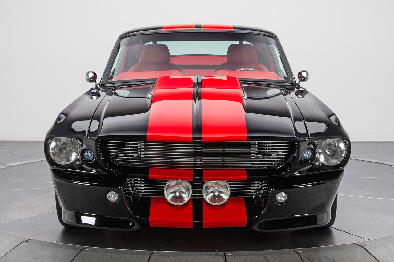 Ford Mustang Pro Touring on Touring Cars Of Charlotte