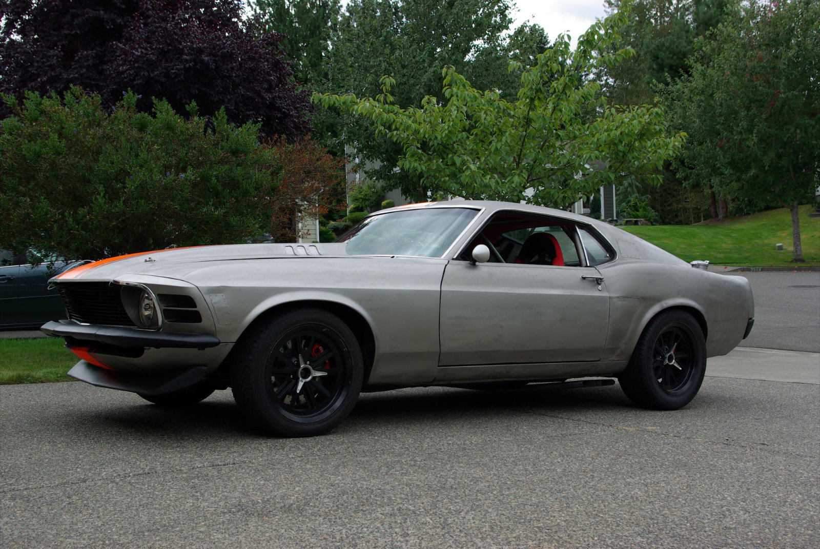 1970 Mustang Fastback Protourer Needs Help Muscle Cars