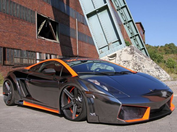 Lamborghini Gallardo by xXx Performance