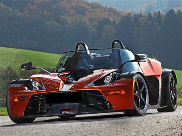 435HP KTM X-Bow GT Turbocharged by Wimmer - 01