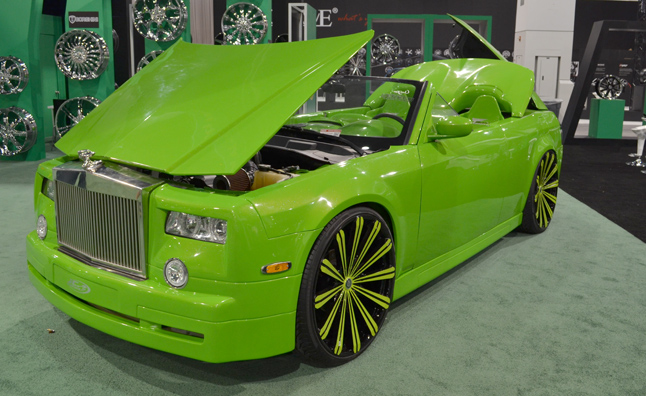 2013 Sema Top 10 Worst Cars Muscle Cars Zone