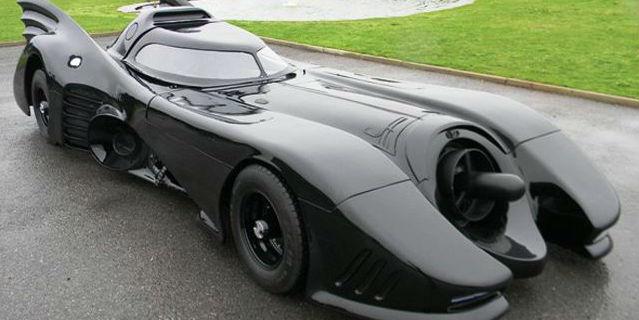 jaguar engine batmobile