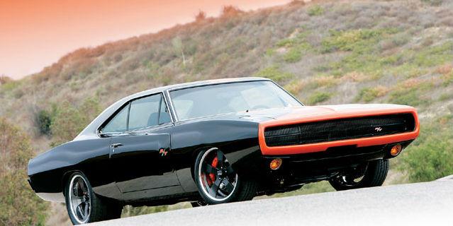 Fantastic 1970 Dodge Petrol Charger By Steve Strope