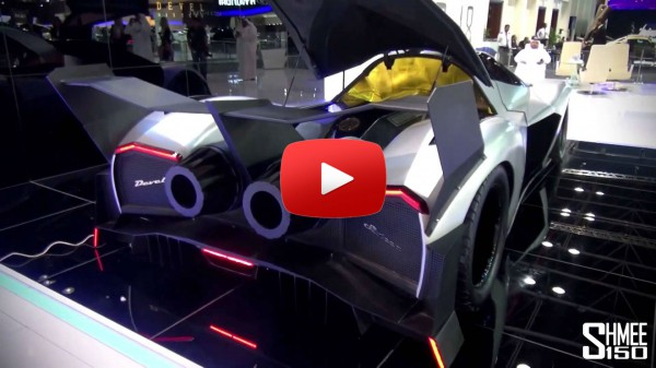 5 000hp Devel Sixteen V16 Crazy Supercar 560km H 0 100km