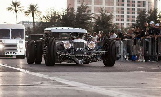 hot rod by Cutworm Specialties