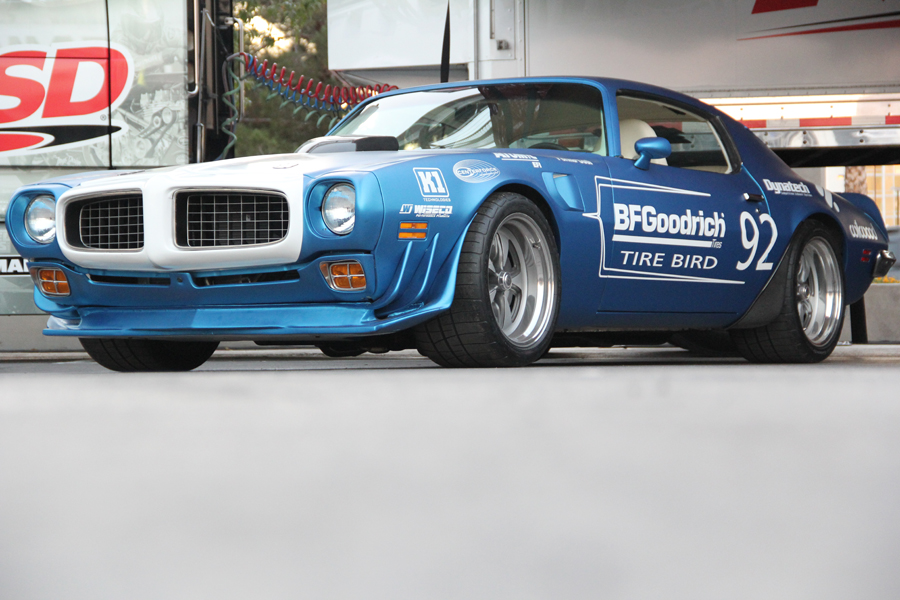 SEMA 2013: 1973 Pontiac Firebird Trans Am! - Muscle Cars Zone!