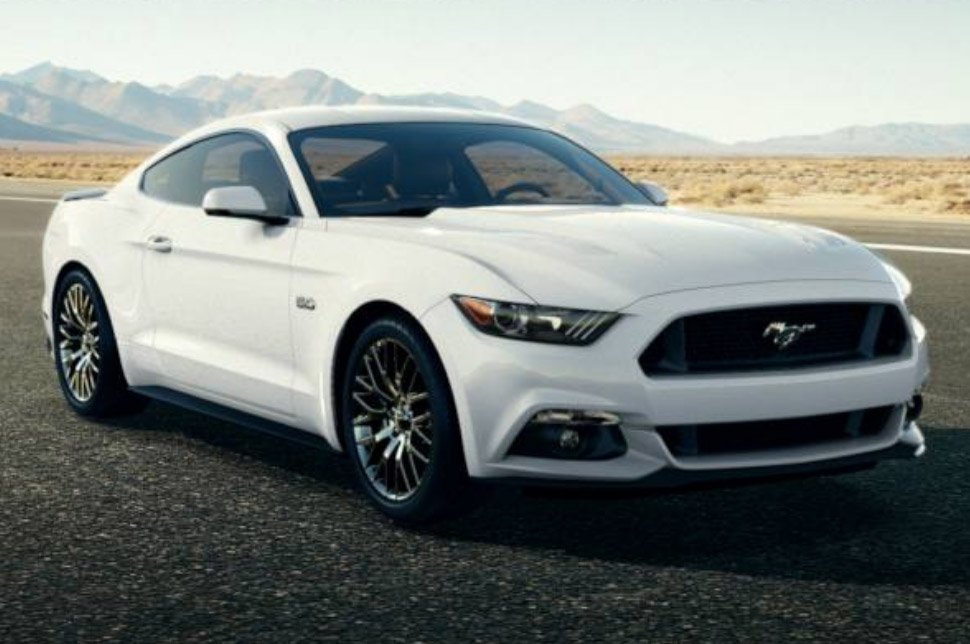 15 ford mustang color palette unveiled must see
