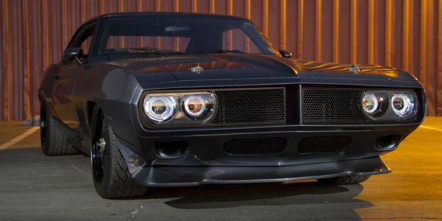 1969 Firebird design