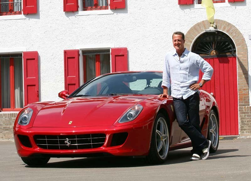 Cool Sports Cars Ferrari: Michael Schumacher FIGHTING FOR HIS LIFE