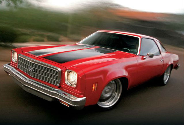 Chevelle V Muscle Cars Zone