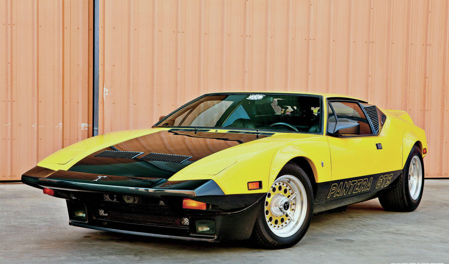 680HP 1974 Ford De Tomaso Pantera GTS - The Perfect Marriage of Old ...