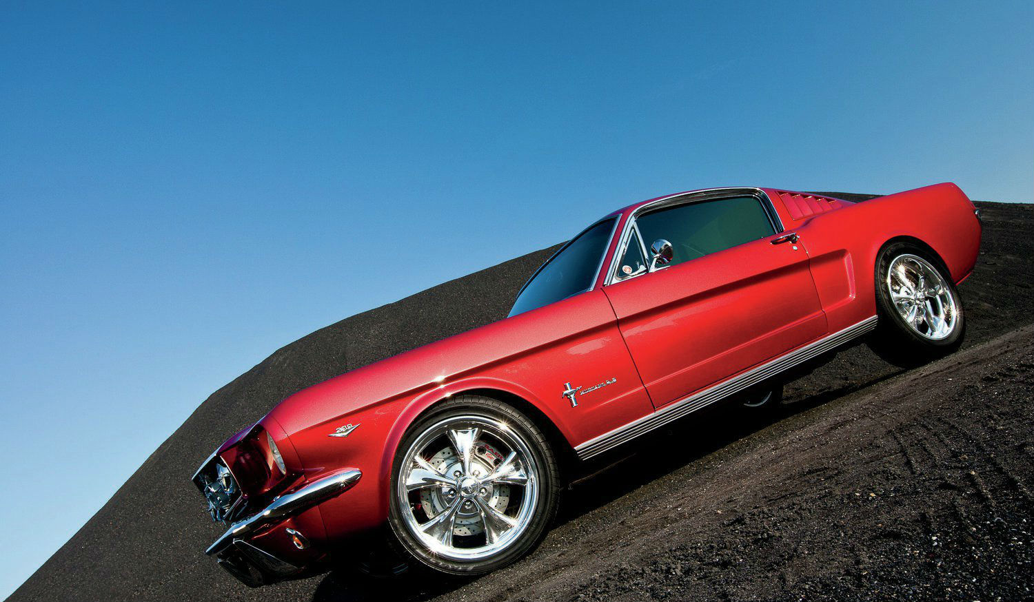 1965-mustang-fastback-front-three-quarter