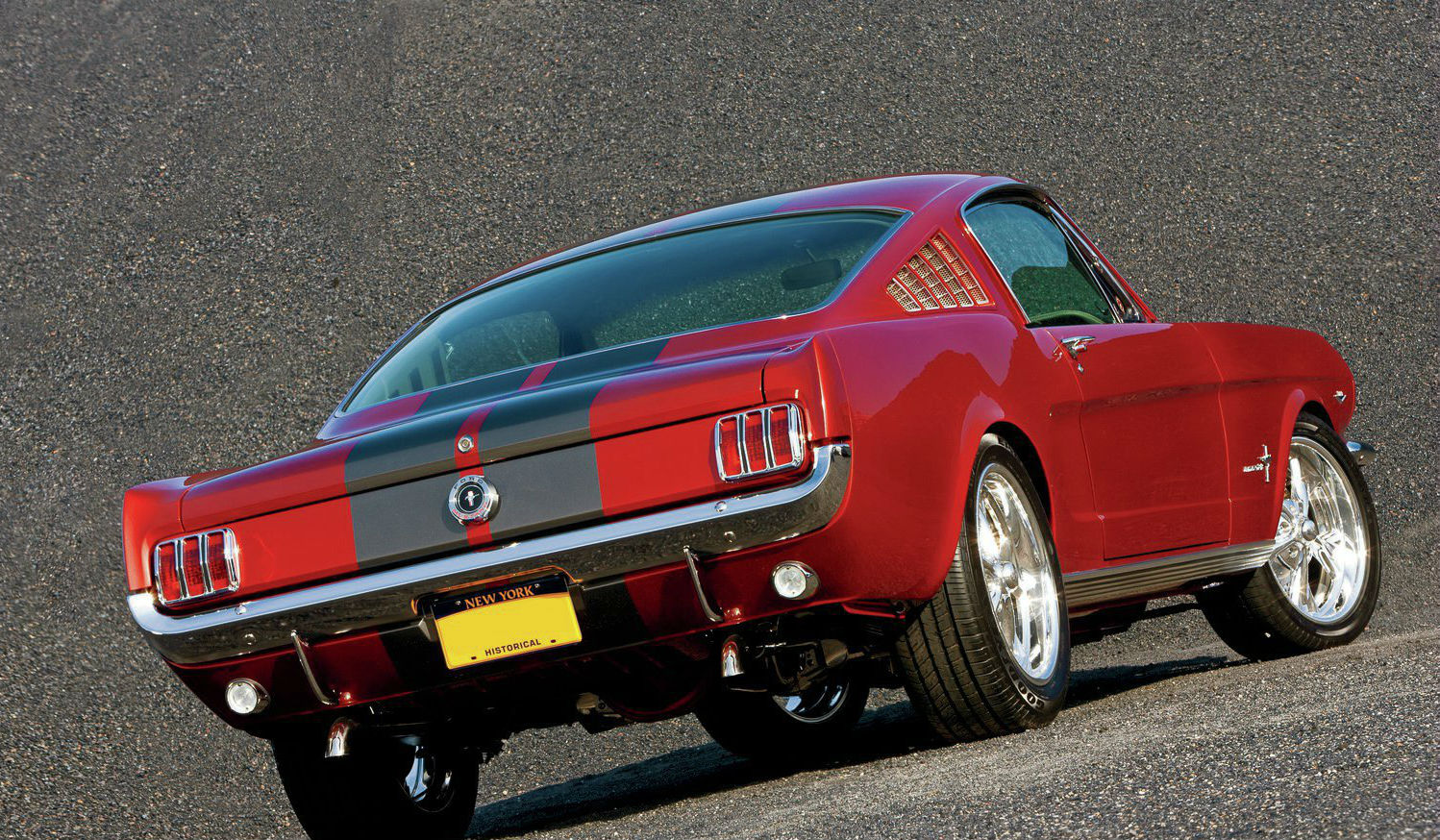 1965 Mustang Fastback \