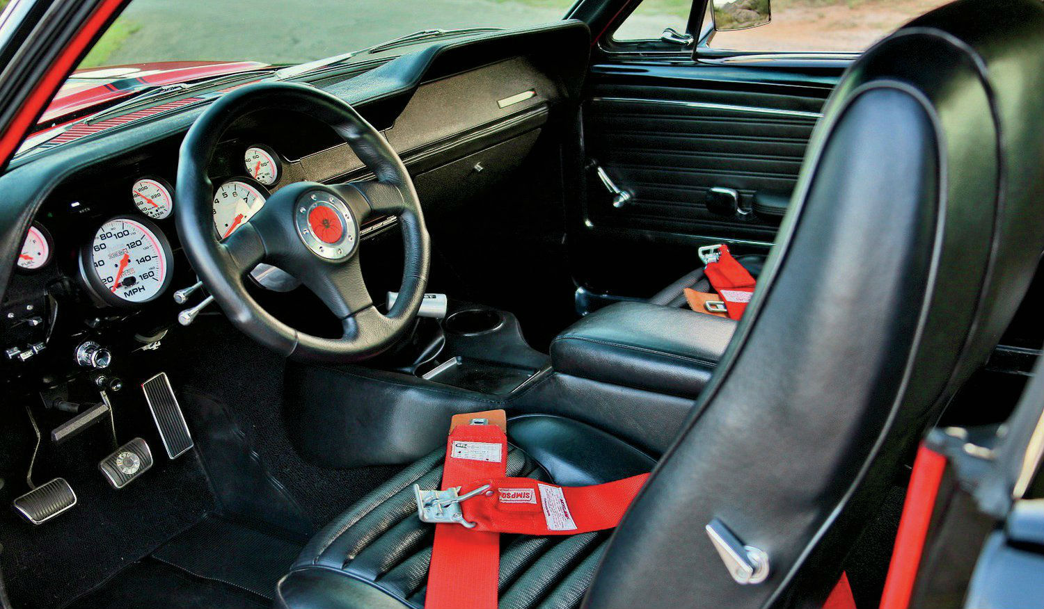 1967 ford mustang fastback interior - 1967 Ford Mustang Convertible Interior