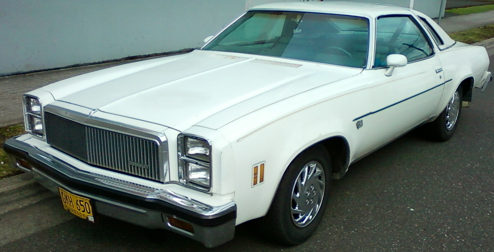 All Chevy 1977 chevrolet : 1977-chevrolet-malibu-classic - Muscle Cars Zone!