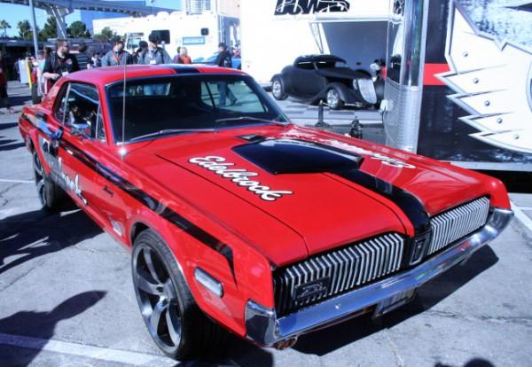 Hot Wheels-Inspired 1968 Cougar vvv