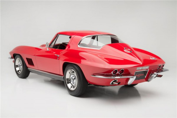 1967-corvette-l88-barrett-jackson-scottsdale-rear