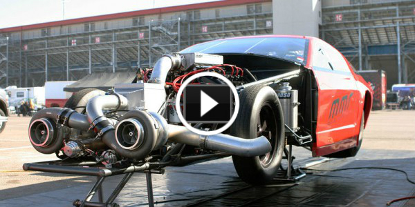 2400hp Worlds Fastest Modular Mustang With Twin Turbo 5 4