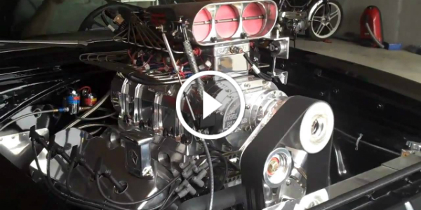 Quot Fast And Furious Quot Original Dodge Charger Engine Demonic