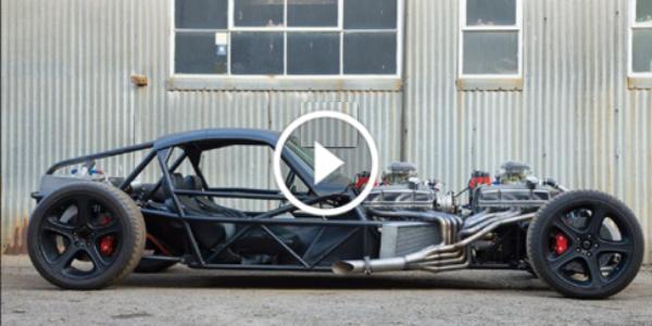 V16 HOT ROD (Twin 900HP V8) By Sire Custom Performance!