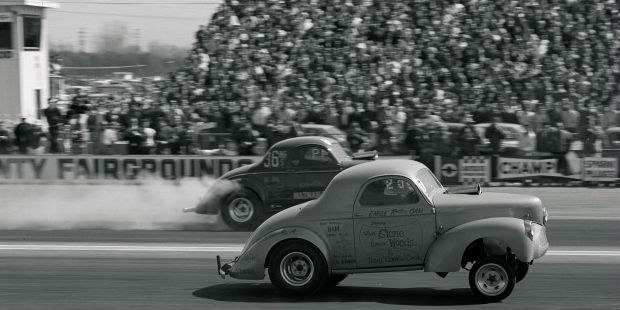 1964 winternationals race cars