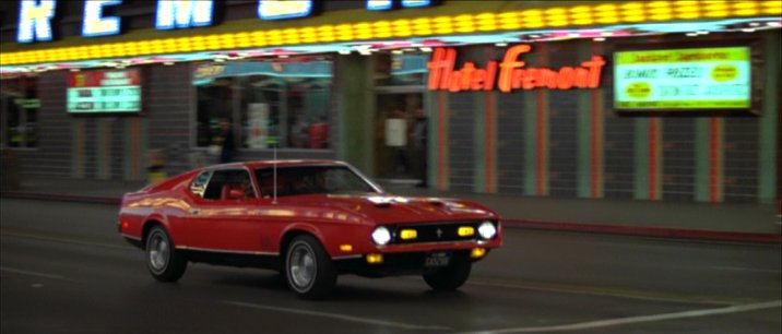 Interested In James Bond 1971 Mustang Mach 1 Now Up For