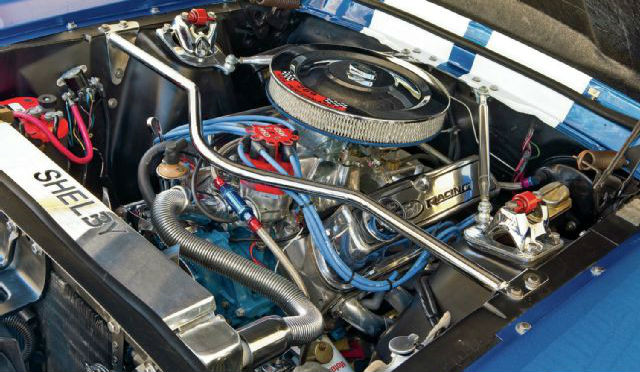 1967 Ford Mustang Ford 302 Small Block Engine Muscle