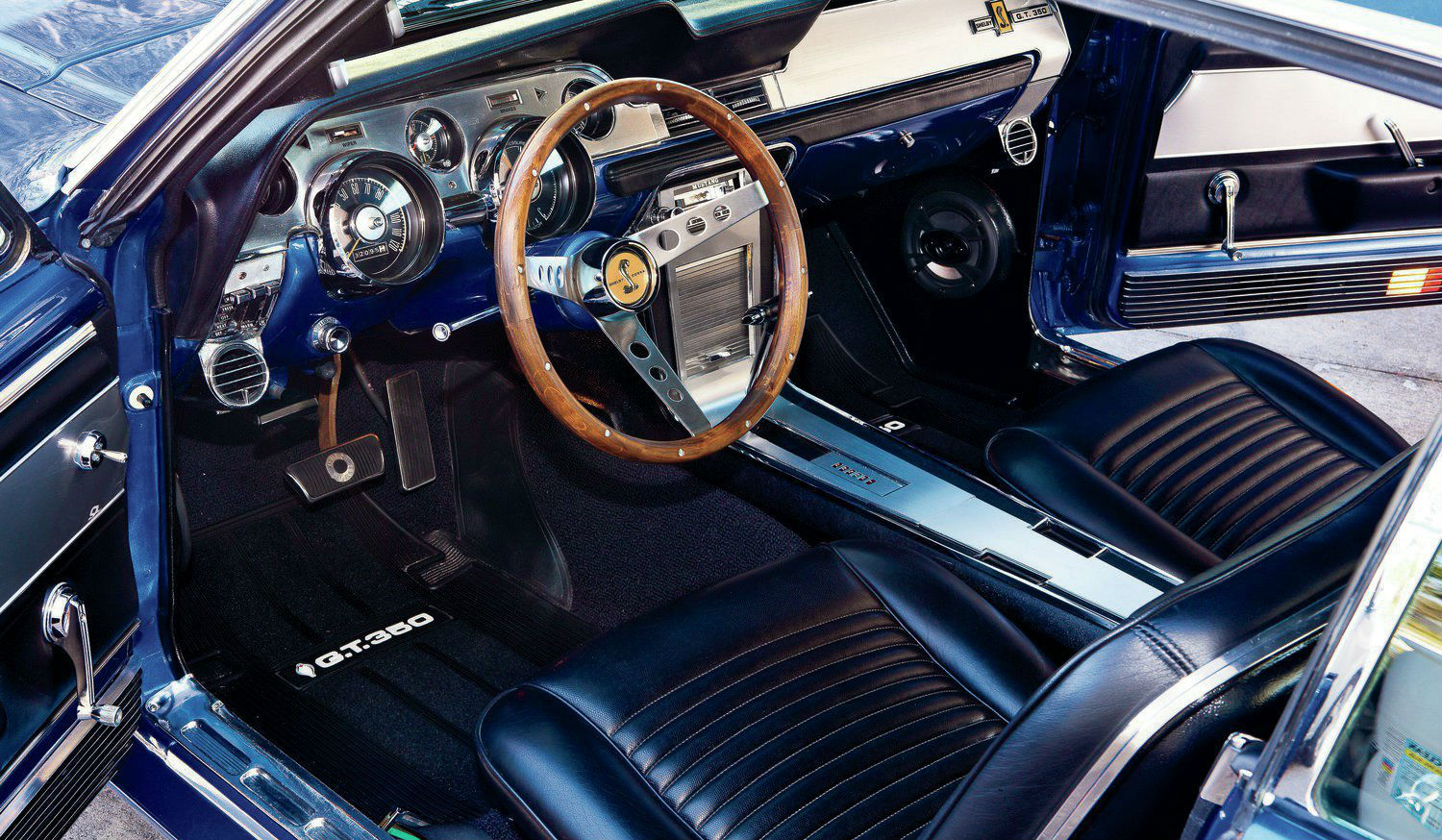 1967 ford mustang interior front seats