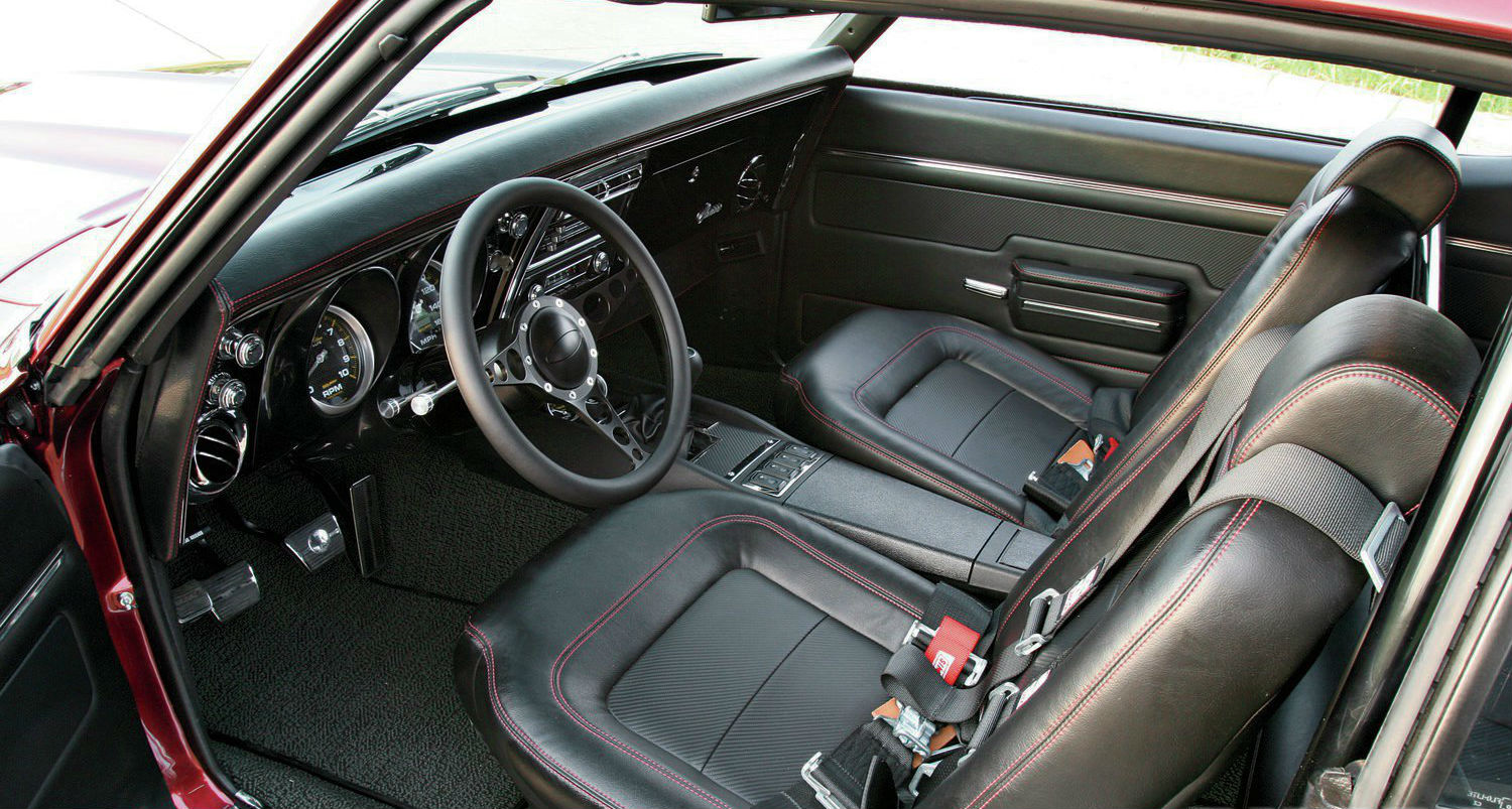 1968 Chevrolet Camaro Interior Muscle Cars Zone