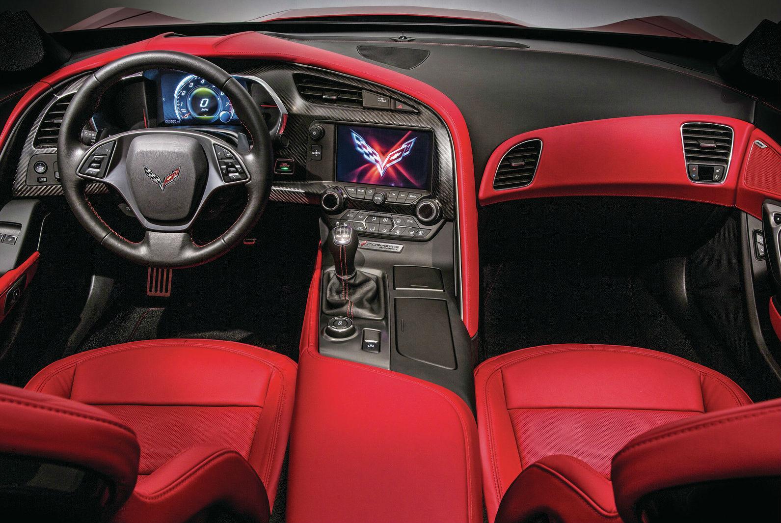 chevy corvette c7 luxury car   Muscle Cars Zone!