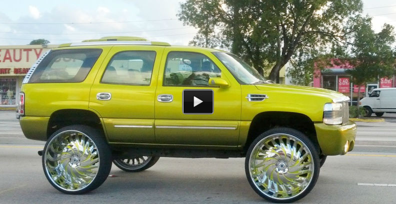 30 Inch Rims On Chevy : Box chevy on inch rims free engine image for user