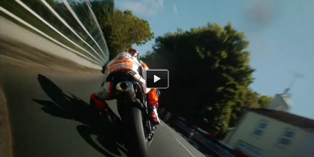Isle of Man TT race Street BIKE Racing